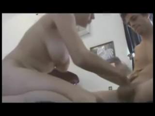 Busty Teen Blows A Massive Cock & Swallows Jizz