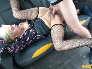 Fake Taxi – Butt Eating Jizz Swallowing MILF