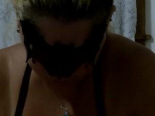 BBW POV Handjob With Sucking Cock And Jizz Swallowing
