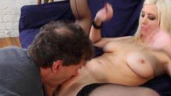 Cherry Torn Asshole Licking Blonde Jizz Drinking Rimming Rodney's Ass-Hole