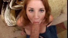 Casting Video Of 21 Year Old STEPHANIE RENEE – Load My Mouth