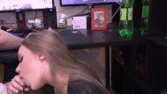 Best Girlfriend Blows Off Boyfriend While He Plays A Game!