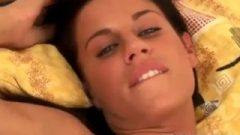 Amateur Young Spunk Gulp Collection And Golden-haired Red Fishnet First Time