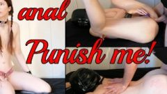 Chastity Belt Release & All Holes Smashed (big Cock Anal, Jizz Swallow)
