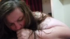 Meaty Whore Pukes On Penis's Penis And Takes Throatpie