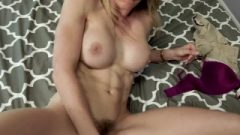 Cheating Cougar With Huge Tits Gives Up Her Butt And Slurps – Cory Chase