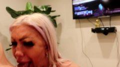 Destiny 2 & Deepthroat Skylar Xtreme Facefuck Blow-Job Playing Movie Games