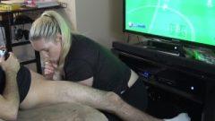 Fifa Clip Game Blow-Job