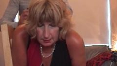 British Mature Rosemary Gets Anal Then Asshole To Mouth For A Sperm Gulp