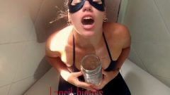 Anal Piss Inside ,drinking Piss And Jizz Swallow-shower April-preview-